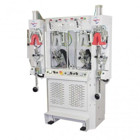 Четрыёхпозиционная машина формования пяточной части Sabal 3224C/CF