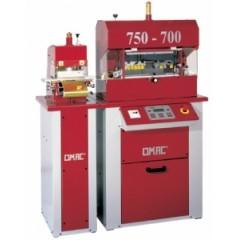 Машина для тиснения и клеймения Мод. 750-700