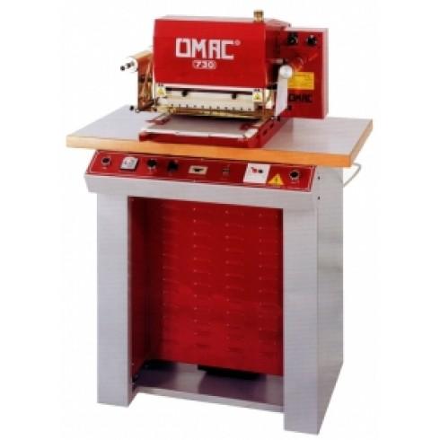 Машина для тиснения и клеймения ОМАС Мод. 730 300