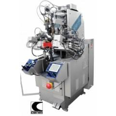 Программируемая машина клеевой затяжки пяточной и геленочной части на термоклей и клей CERIM K 58 TP