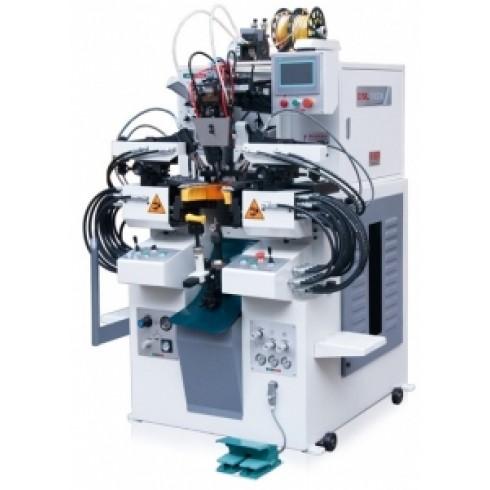 Программируемая машина затяжки пяточно-геленочной части на клей D-689MA