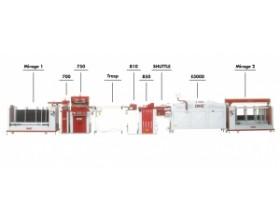 Автоматические линии для производства ремней