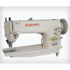 Прямострочная швейная машина с шагающей лапкой GOLDEN WHEEL CS-6120