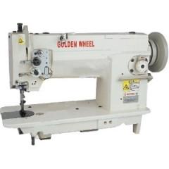 Прямострочная швейная машина с тройным продвижением GOLDEN WHEEL CS-8113