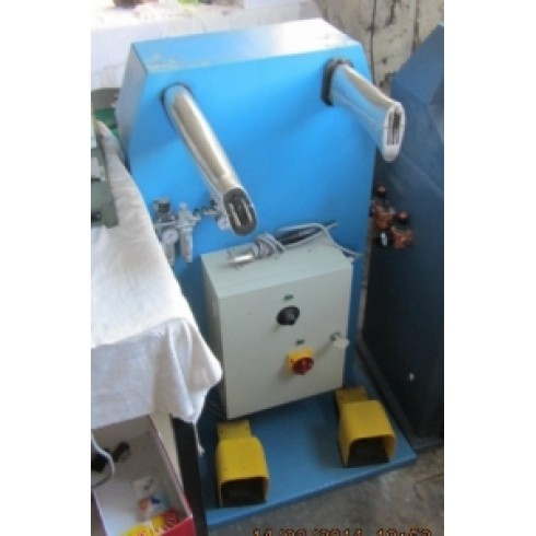 Машина для формования голенища Ghilardi
