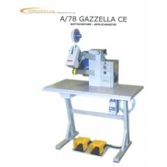 MUNARI A/78(79) Машина разглаживания шва с накладыванием тесьмы (c автоматической обрезкой)