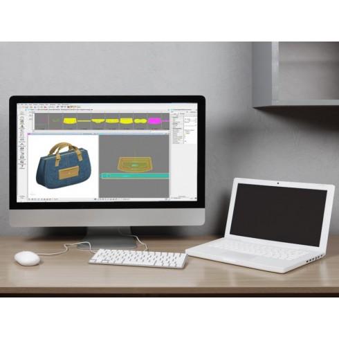 Программный комплекс RCS 2D BAG для производства сумок