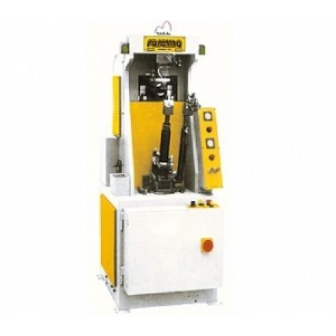 Электронная машина околотки каблучной короны с горячей пластиной и роликом SAREMA ESA