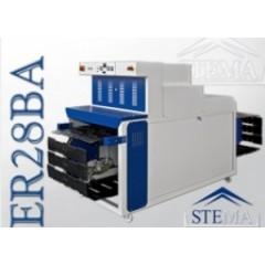 Машина сушки и реактивации клеевой пленки STEMA ER 28ВА