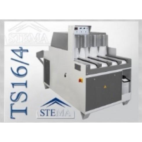 Четырехканальная камера влажно-тепловой обработки STEMA TS 16/4