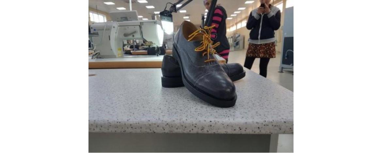 Запуск новой обувной фабрики