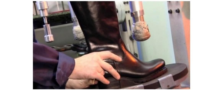 Репортаж Первого канала с обувной фабрики Ральф