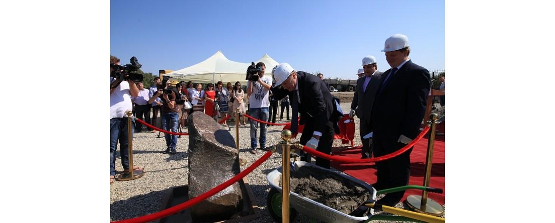 ГК «Обувь России» построит фабрику миллионник в Черкесске