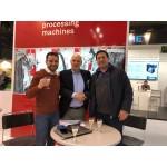 Компания ГРАМОС на выставке SIMAC 2018