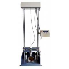 Пневматическая машина для испытания носочной части обуви на ударопрочность LG-6026