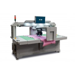 Раскройный комплекс COMELZ CJ1 - с одной усиленной режущей головкой и шириной рабочего стола 3000 мм
