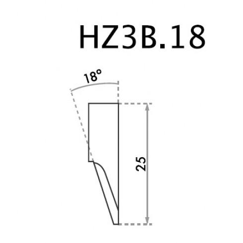 Нож для раскройных комплексов COMELZ серии CT/CZ - HZ3B18