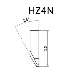 Нож для раскройных комплексов COMELZ серии CT/CZ -  HZ4N