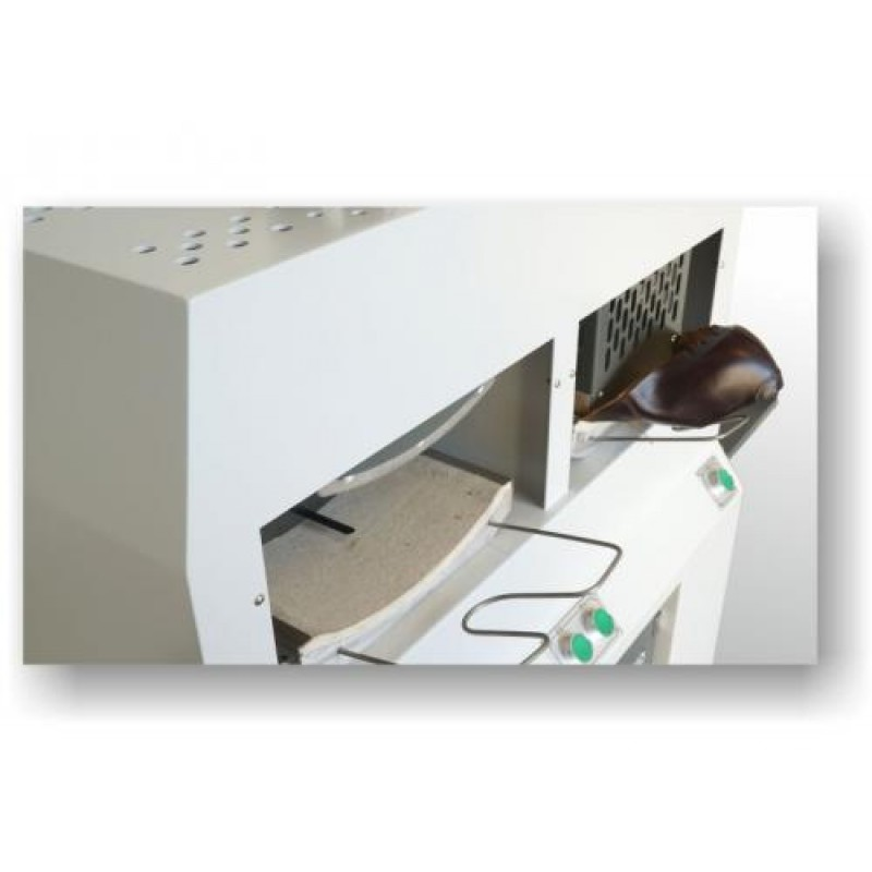 Машина вставки термопластичного подноска 2х позиционная Cosmopol ELVI AP 2008