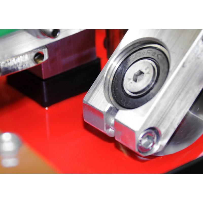 Полуавтоматическая машина для окрашивания края GALLI RC300 AUTO