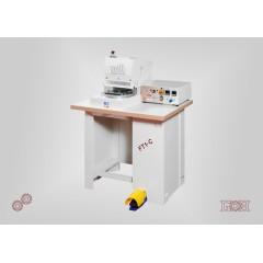 Гидравлическая машина обрезки края и тиснения для часовых ремешков Galli FT1 C
