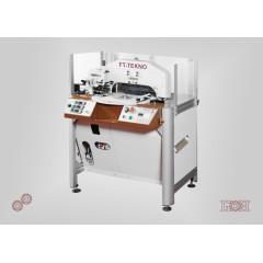 Гидравлическая машина для тиснения и перфорации с  поворотным столом GALLI FT TEKNO