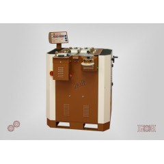 Электронная машина для фрезерования, шлифования и обжига края ремня Galli LCS 2+2