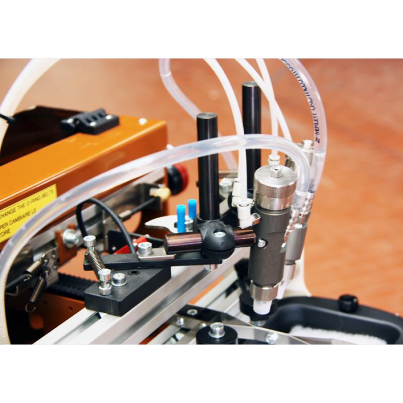 Машина для окрашивания края изделия Galli RC200 AUTO SPRAY