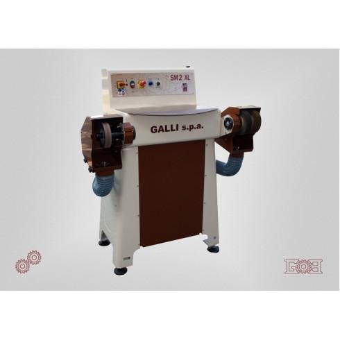 Трехпозиционная машина для фрезерования и полирования Galli SM2 XL