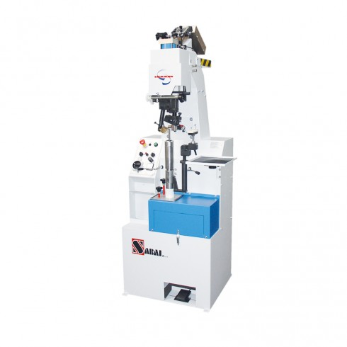 Электронная машина крепления каблука на винт Sabal 7800/A