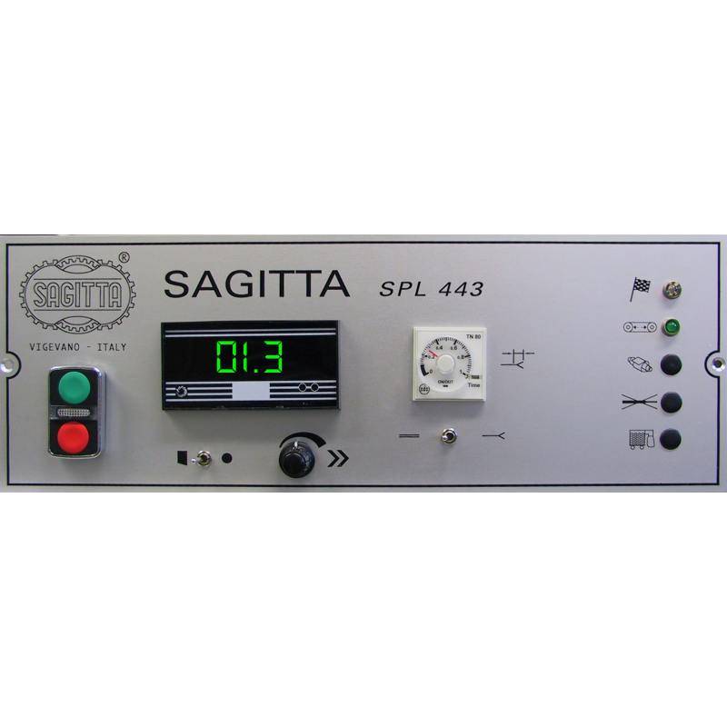 Машина для двоения Sagitta 443 A